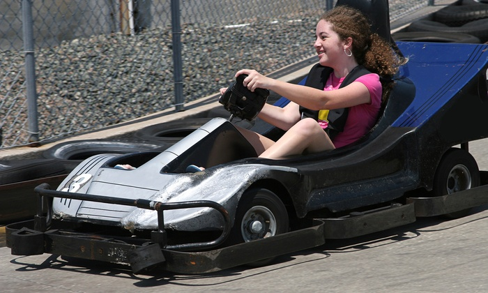 Papio Fun Park - Papillion: $14 for All-Day Unlimited Access to Rides and Games at Papio Fun Park in Papillion ($24 Value)