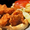 Up to 54% Off Po' Boys at The Angry Shrimp