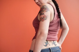 Mania Ink Tattoos: $30 Off Off  Any Tattoo Session at Mania Ink Tattoos