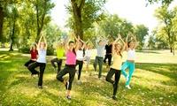 Teutoburger Wald: 5 Tage Yoga-Ferien für 1 od. 2 Pers. mit veg. Bio-Vollwertbuffet und Yoga-Einheiten bei Yoga Vidya