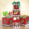 California Delicious Ugly Sweater Gift Tower