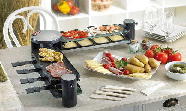 raclette conviviale noon groupon shopping