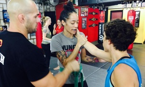 The Jungle MMA & Fitness: Up to 73% Off 4 or 8 Weeks of Fitness Classes at The Jungle MMA & Fitness