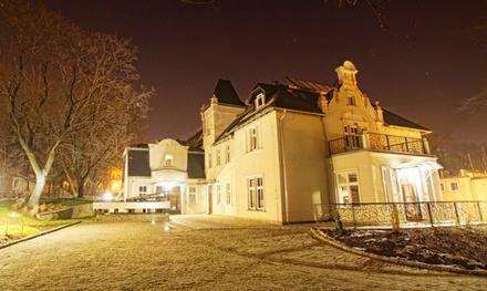 Przedgórze Sudeckie: 2-8 dni dla 2 osób z wyżywieniem w Versant Hotel SPA 4*