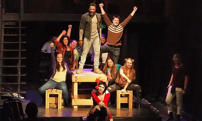 """""""Rent"""" - Cupcake Theater: """"Rent"""" at Cupcake Theater on February 27–March 21 (Up to 50% Off)"""