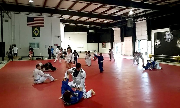 JG MMA and Fitness Academy - Woodlawn: One, Two, or Three Months of Brazilian Jujitsu Classes for for Kids at JG MMA and Fitness Academy (Up to 78% Off)
