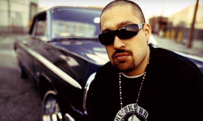 B-Real of Cypress Hill - Downtown Vancouver: $40 for B-Real of Cypress Hill Concert for Two at Fortune Sound Club on October 2 at 9 p.m. (Up to $80 Value)