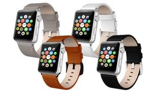 Bracelet cuir pour Apple Watch