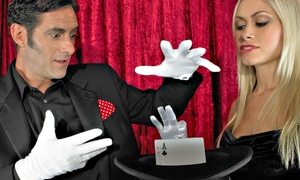 Illusions Bar and Theater: Comedy Magic Show for Two or Four at Illusions Bar and Theater (50% Off)