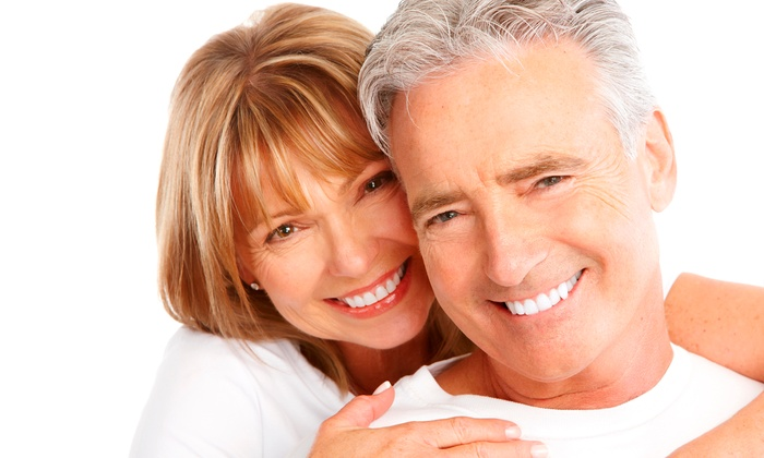 Island Dental Associates - Franklin Square: $84 for Denture Reline Services at Island Dental Associates ($350 Value)
