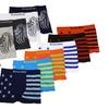 Men's Seamless Boxer Briefs (6-Pack)