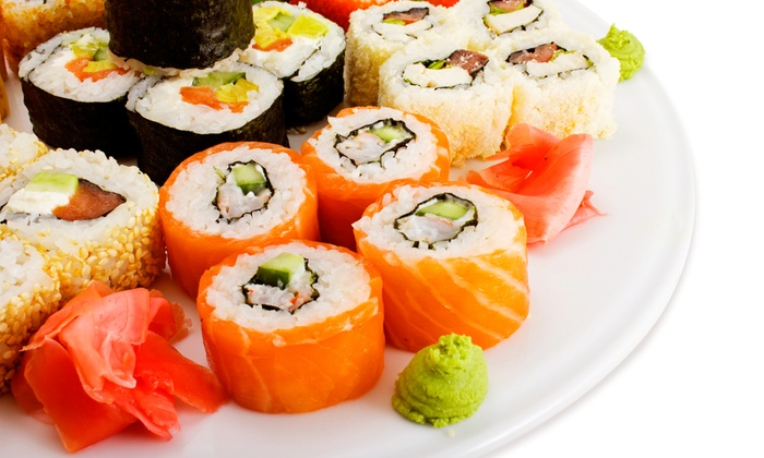 Sushi Mizu - Dixwell: Sushi and Japanese Food at Sushi Mizu (50% Off). Two Options Available.