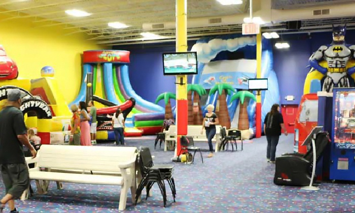 Fun-Timez! - Fun-Timez!: Two or Four Unlimited Play Passes at Fun-Timez! (Up to 50% Off). Four Options Available.