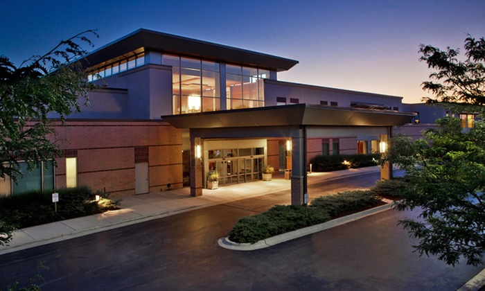 4-Star Resort in Chicago's Northwest Suburbs
