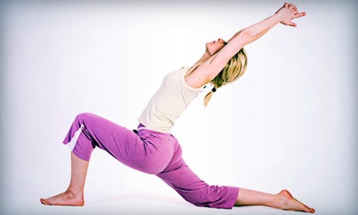 Hot Yoga Largo - Hot Yoga Largo: 5 or 10 Classes at Hot Yoga Largo (Up to 55% Off)