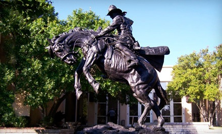 Museum Admission for 2 - The Museum of Western Art in Kerrville