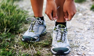 $20 For $40 Worth Of Athletic Shoes & Apparel At Feet First