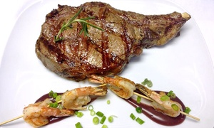 Sur Argentinian Steakhouse: South-American Cuisine or Takeout at Sur Argentinian Steakhouse (Up to 42% Off)