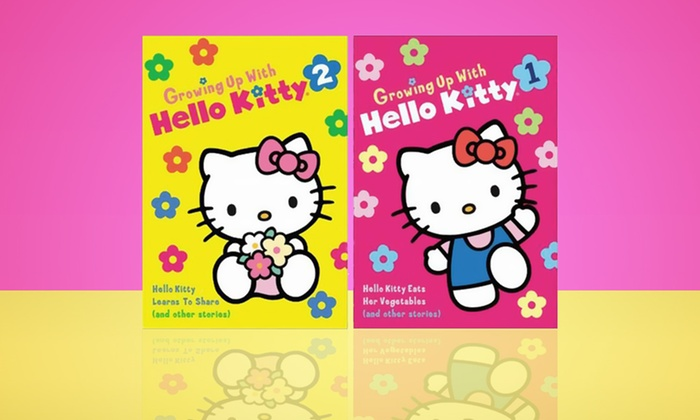 Hello Kitty DVD 2-Pack: Hello Kitty DVD 2-Pack. Free Shipping and Returns.