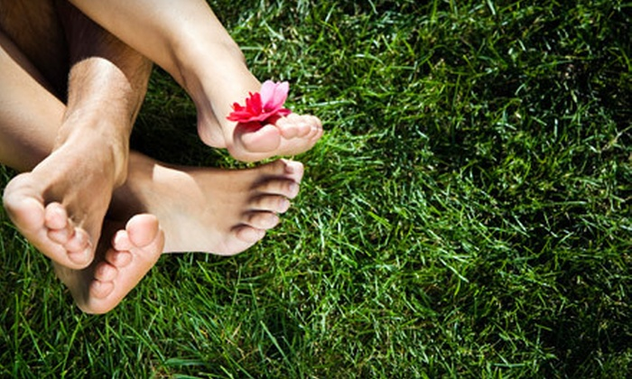 Family Foot Care NYC - Multiple Locations: $299 for Laser Toenail-Fungus Removal for Both Feet at Family Foot Care NYC ($1,200 Value)