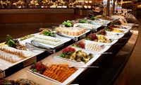 World Buffet Dinner for Up to Six at Mayas Restaurant (Up to 44% Off)