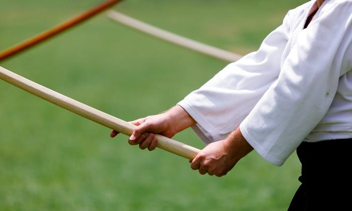 New York Yoshinkan Aikido - Koreatown: 5, 10, or 15 Martial Arts Classes at New York Yoshinkan Aikido (Up to 54% Off)