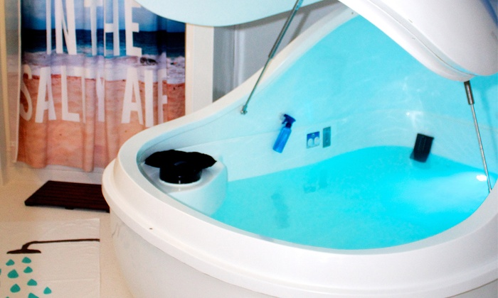 Cocoon Float Spa - Western San Diego: $40 for One-Hour Floatation Therapy at Cocoon Float Spa ($70 Value)