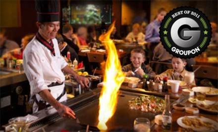 $50 Groupon to Nagoya Japanese Steakhouse & Sushi - Nagoya Japanese Steakhouse & Sushi in Perrysburg