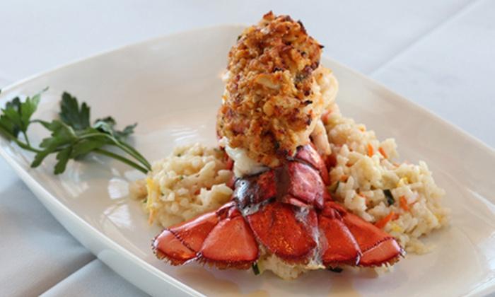 L'Acqua Ristorante - Freehold: $21for $40 Worth of Italian Dinner Cuisine at L'Acqua Ristorante