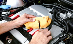 eOilchange.com: $30 for Three Oil Changes at Participating Auto Shops from eOilChange.com ($88.50 Value)