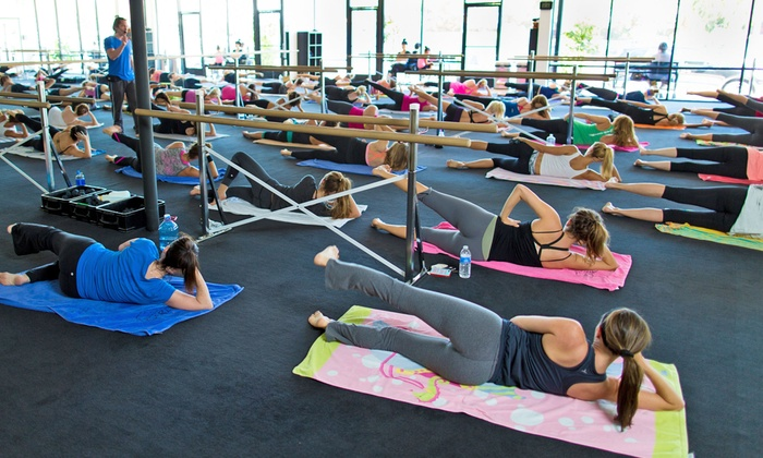 Cardio Barre - Simi Valley: $39 for 10 Fitness Classes at Cardio Barre ($150 Value)