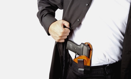 Concealed-Handgun-License Course for One or Two at Lone Star Guns Gallery & Gear (Up to 40% Off)