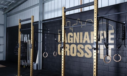 Two Months of Unlimited CrossFit Classes from Lagniappe CrossFit (65% Off)