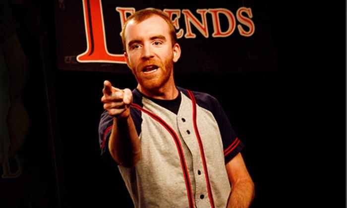 ComedySportz Improv Theatre - Brookland: Improv Show for Four or Kids' Improv Camp at ComedySportz Improv Theatre in Henrico (Up to 51% Off)