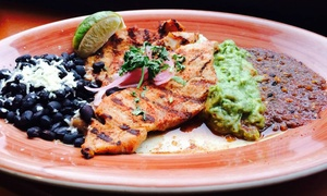 Mexican Food and Drinks at Adobo Grill (Up to 48% Off). Two Options Available.