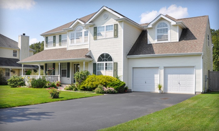 One Way Sealcoating - Toledo: $59 for Up to 1,000 Square Feet of Driveway Seal  Coating from One Way Sealcoating ($120 Value)