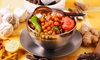 Banana Leaf - Northwest Columbus: Vegan/Vegetarian Cuisine at Banana Leaf (Up to 47% Off)