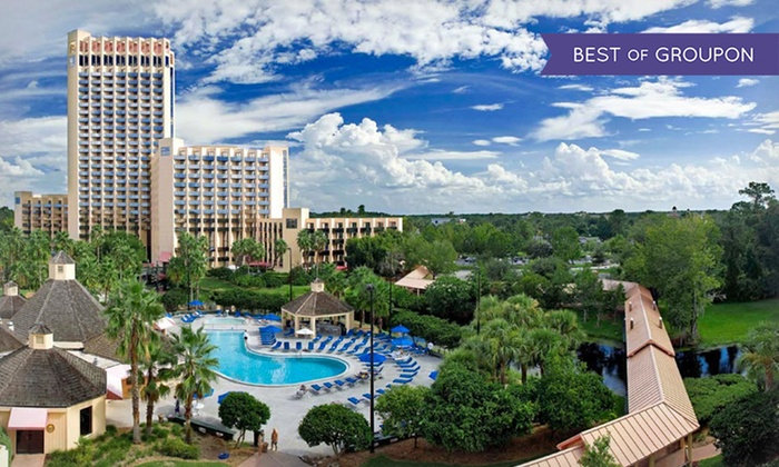 The Buena Vista Palace Hotel & Spa - Greater Orlando, FL: Stay at The Buena Vista Palace Hotel & Spa in Lake Buena Vista, FL. Dates Available into May.
