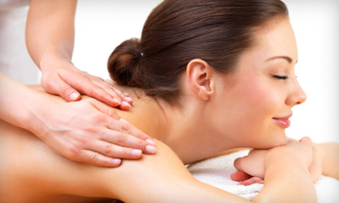 Sunset Massage - Multiple Locations: 60-Minute Relaxation, Deep-Tissue, or Choice of Hot-Stone or Hot-Towel Massage at Sunset Massage (Up to 53% Off)