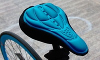 3D Gel Bicycle-Seat Saddle Cushion Cover (Shipping Included)