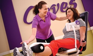 Curves: Four Weeks of Gym Membership at Curves (46% Off)