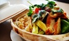 Up to 54% Off Three-Course Dinner at Zen Vegetarian