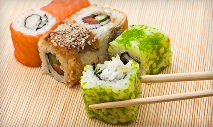 Fuji Mountain Japanese Restaurant - Center City West: $17.50 for $35 Worth of Japanese Cuisine or Two-Hour Karaoke Party for Up to 30 at Fuji Mountain Japanese Restaurant