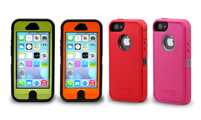 reputable site ec8e9 5042a OtterBox Case for iPhone 5/5s | Groupon Goods