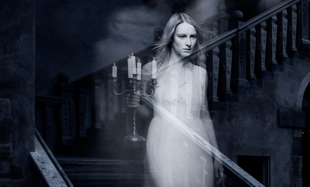 One-Hour Ghost Tour for Two, Four, or Six at The Iron Island Museum (Up to 40% Off)