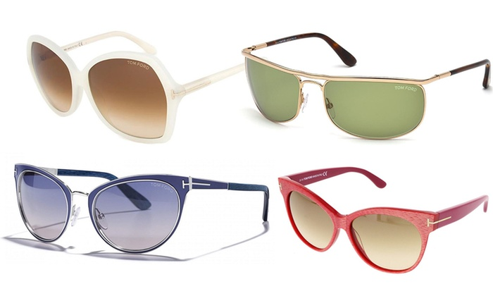 Groupon Goods Global GmbH: Tom Ford Lunettes de soleil unisexe