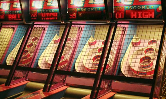 Pinballz Arcade - Wooten: $10 for $20 Worth of Gaming Tokens at Pinballz Arcade