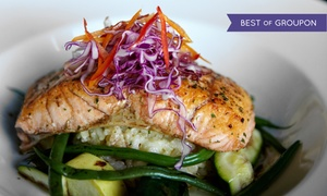 Skye At Lawnfield Inn: American Comfort Food at Skye (Up to 42% Off). Two Options Available.