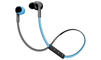 POM Gear Pro2Go Bluetooth 4.0 Wireless Earbuds with Inline Mic (Multiple Color)