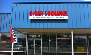 Cyber Exchange: Computer Repair Services from Cyber Exchange (50% Off)